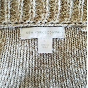 New York & Company Sweaters - New York & Company Tan Sweater